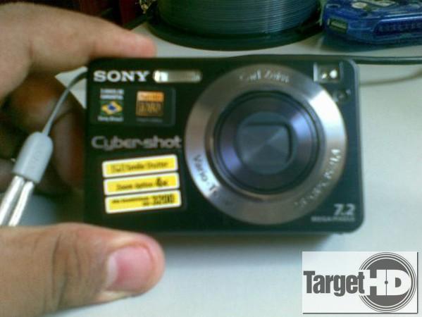 w110 01 - Review | Câmera Digital Sony Cyber-shot DSC-W110