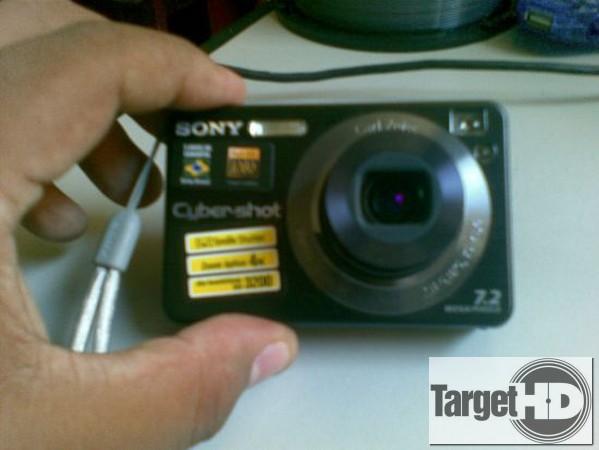 w110 10 - Review | Câmera Digital Sony Cyber-shot DSC-W110